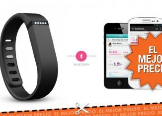 El mejor precio de Fitbit Flex