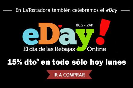 CyberMonday en La Tostadora