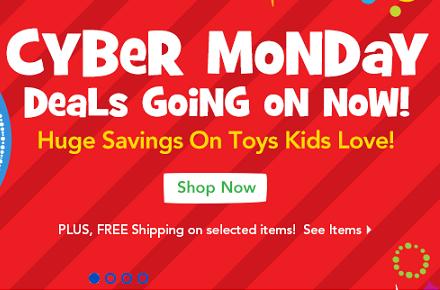 Cyber Monday en Toys R Us
