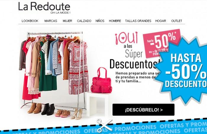 Moda por menos de 20€ en La Redoute