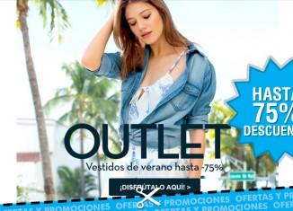 Promo Outlet La Redoute vestidos de verano hasta -75% descuento