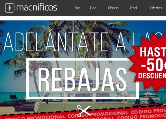 Cupones promocionales de Macnificos con descuentos de hasta 50€