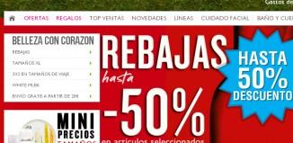Promo de The Body Shop con descuentos de hasta el 50%, 3x2 y más