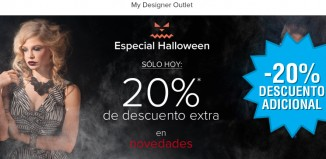 Rebajas de Halloween en Dress-for-less con un 20% descuento adicional