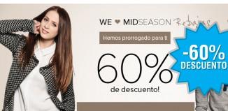 Rebajas del 60% en moda de Dress-for-less