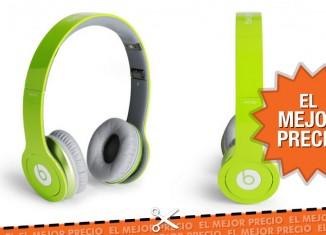 Auriculares Beats by Dr. Dre solo HS al mejor precio