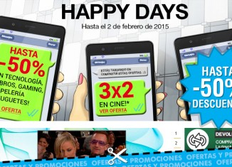 Happy Days de Fnac con rebajas y chollazos
