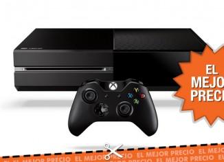 Mejor precio para la videoconsola Microsoft Xbox One