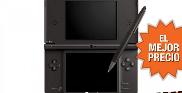 Chollazo de videoconsola Nintendo DSi XL