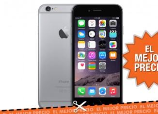 Mejor precio iPhone 6 Plus 4G de 64GB
