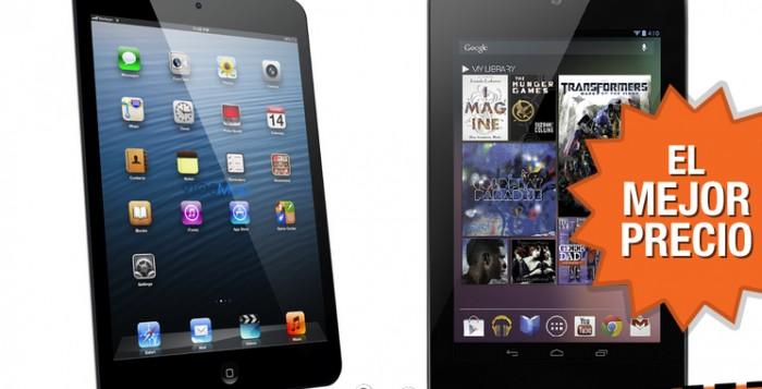 Tablet Nexus 7 al mejor precio