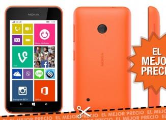 Nokia Lumia 530 al mejor precio