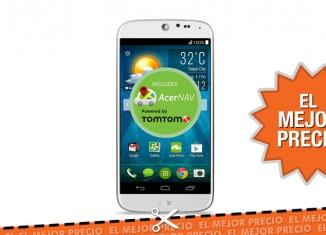 Smartphone barato Acer Liquid Jade