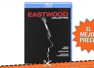 Pack películas Clint Eastwood mejor precio