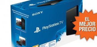 PlayStation TV al mejor precio