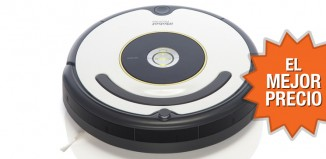 Robot aspirador iRobot Roomba al mejor precio