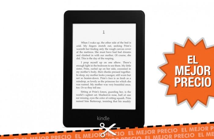 Oferta Amazon Kindle Paperwhite