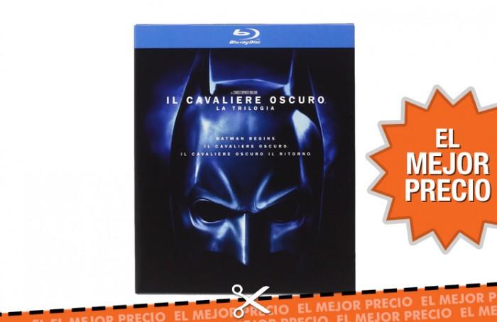 Oferta trilogía Caballero Oscuro