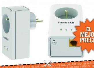 Oferta adaptadores Netgear XAVT5421-100FRS