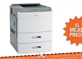 Oferta impresora Lexmark T652dn