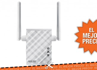Oferta repetidor y punto de acceso Asus RP-N12