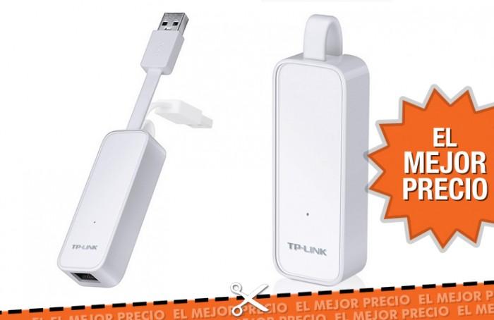 Oferta adaptador TP-LINK UE300 al mejor precio