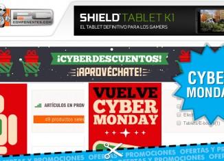Cyber monday 2015 en PCComponentes