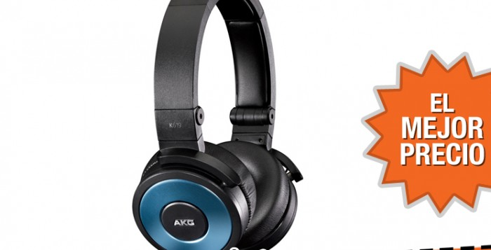 Oferta de auriculares AKG K619 HiFi