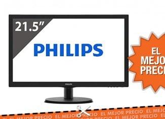 Monitor Philips 223V5LSB2/10 al mejor precio