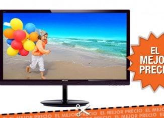 Oferta monitor Philips Full HD al mejor precio
