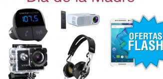Ofertas flash en electrónica de Amazon para el Día de la madre