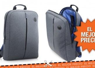 Oferta HP Value Backpack 15.6 al mejor precio