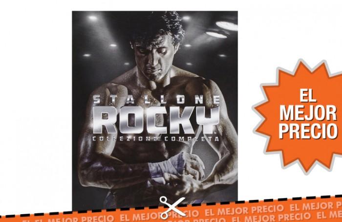 Oferta saga completa de Rocky Balboa al mejor precio