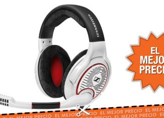 Oferta auriculares Sennheiser G4ME ONE al mejor precio