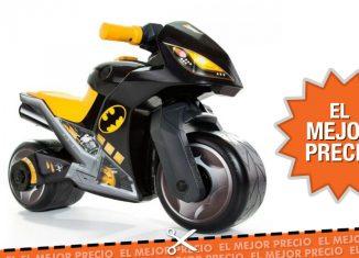Oferta Moto con diseño de Batman al mejor precio