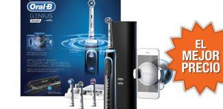 Oferta cepillo eléctrico con bluetooth Oral-B Genius 9000 al mejor precio
