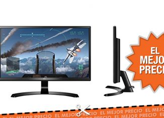 Oferta monitor LG 24UD58-B al mejor precio