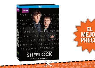 Oferta serie de Sherlock completa al mejor precio