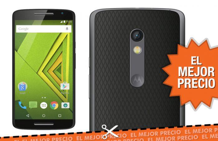 Oferta Motorola Moto X Play al mejor precio