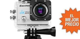 Oferta flash para la cámara deportiva Excelvan Q8 al mejor precio